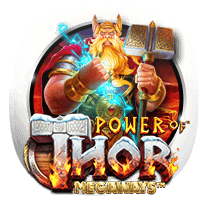 Power of Thor Megaways  เกมใหม่จาก Pragmatic Play